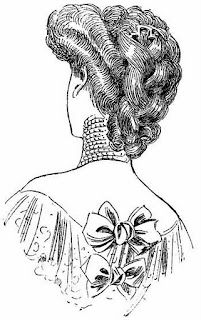 hair and ideas for costume..Mute the silence: Victorian Hairstyles