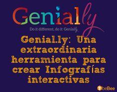Genial.ly: Una extraordinaria herramienta para crear Infografías interactivas