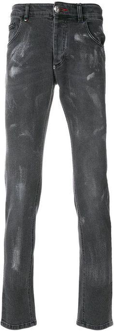 Philipp Plein Coney Island jeans