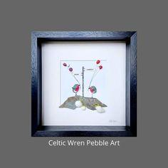 Balloon Painting, Wren, Box Frames, Pebble Art, Gifts For Family, One Pic, Celtic, Ireland, Irish