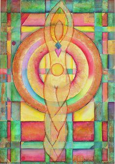 Goddess Of Focus by Cheryl Irwin