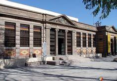 Museo Federico Silva, San Luis Potosí, México.