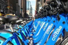 The unstoppable rise of bikes