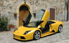 Yellow Lamborghini Gallardo HD - http://imashon.com/w/auto/yellow-lamborghini-gallardo-hd.html