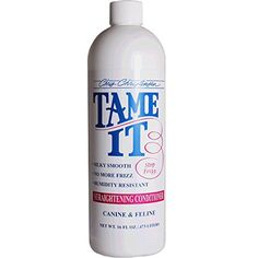Tame It Straightening Conditioner 16OZ >>> Read more at the image link. (This is an affiliate link) #Grooming