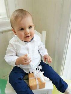Prince Alexander of Sweden celebrates his 1st birthday. April 19 2017