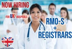 RMO állások UK a Doctors Abroad-tól