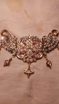 Gold Pendent, Pendant Set, Pendant Jewelry, Beaded Jewelry, Jewelry Necklaces, India Jewelry, Temple Jewellery, Gold Jewellery, Diamond Jewelry