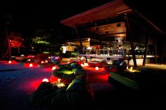 """Still in the office? Leave it for a while and join us """"Monday Night at The Movies"""" at W Beach. To give you a hint about the movie tonight. #movies #wbeach #wretreatkohsamui RSVP: bf.wkohsamui@whotels.com Explore More: http://www.wretreatkohsamui.com/monday-movies"""