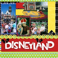 Best of Disneyland and California Adventure - MouseScrappers.com