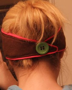 You can make a beautiful headband that is stylish and warm! You will need the following: 1/8 fleece (or jersey knit) washable marking pen 52 inches cording (optional for plain Jane variation) thread button scrap of fusible interfacing Download the free pattern here. You can get a free copy of...