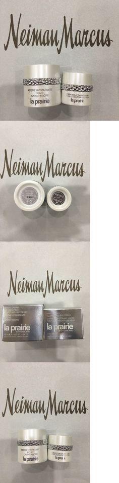 Other Skin Care: La Prairie- White Caviar Illuminating Eye Cream And Moisturizing Cream Set - Bnib -> BUY IT NOW ONLY: $109 on eBay! Eye Cream, Caviar, Anti Aging, Place Card Holders, Skin Care, Ebay, Products, Eye Creams, Skincare Routine