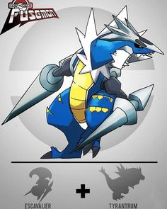 2k15 #FUSEMON throwback! Would you put this monster on your team? #trex #pokemon #fusion #fakemon #pokemonart #pkmn #design #artwork #digital #happy #photoshop #drawing #nintendo #reymenn