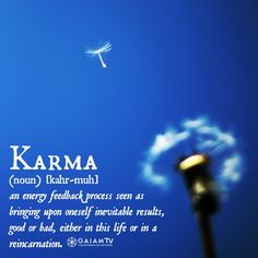 Everything that you say, think or do unto others directly affects the lessons you experience across lifetimes. This is the basis of karma, which is, at its core, an energy feedback process.