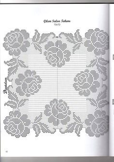 This Pin was discovered by HUZ Crochet Potholders, Crochet Doily Patterns, Crochet Borders, Thread Crochet, Crochet Designs, Crochet Doilies, Crochet Flowers, Crochet Lace, Crochet Pillow Cases