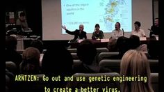 Ebola Vaccine Pioneer Joked About Using Bioweapons to Cull Human Population