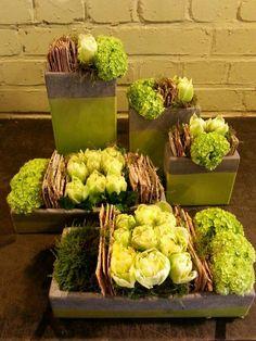 Artist Green - Art Floral