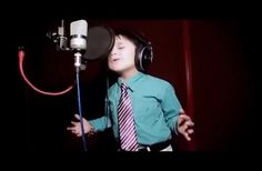 This Kid's Rendition Of Whitney Houston's Song Is Just Wonderful. I Got Goosebumps