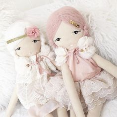 Valentina the Swan® Fabric Dolls, Paper Dolls, Cute Plush, Soft Dolls, Felt Toys, Diy Doll, Wow Products, Little People, Animals For Kids