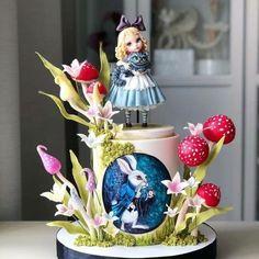 Детский День Рождения Торты, Красивые Торты, Восхитительные Торты, Красивые Торты, Фигурки На Торт, Пироги На День Рождения