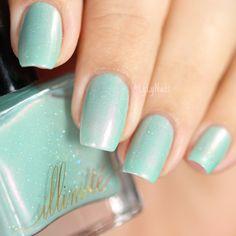 Illimite Nail Polish in Absinthe