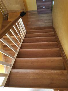 offene holztreppe neu gestalten alte treppe neu gestalten in 2019 treppe holztreppe und. Black Bedroom Furniture Sets. Home Design Ideas
