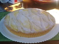 Crostata+alla+crema+viennese,+ricetta+semplice