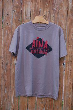b6782499819 Aina Clothing Arrow Tee is 100% organic cotton