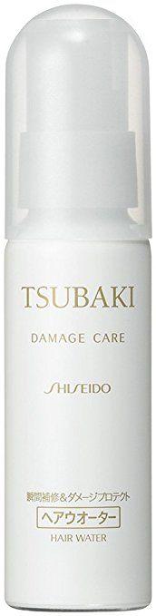 Shiseido TSUBAKI Damage Care Water Mist with Tsubaki Amino 70ml, Review