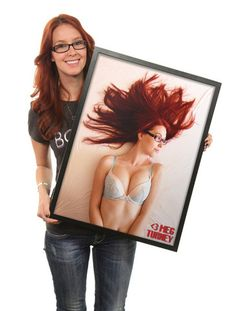 Meg Turney Poster | ForHumanPeoples shit i'm in love