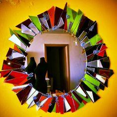 Pasqyre vitrazh AZK (autentike ) ne shitje