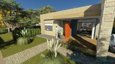 Planos de Casas - Proyecto de Arquitectura TERRAZA INCA