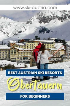 Find out where to go to learn to ski in Austria. Five of the best Austrian ski resorts for beginners. Austrian Ski Resorts, Cartoon Characters Names, Ski Austria, Ski Equipment, Best Ski Resorts, Best Skis, French Alps, Top Hotels, Top Of The World