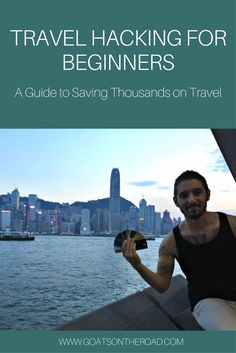 Travel Hacking for Beginners: A Guide to Saving Thousands on Travel