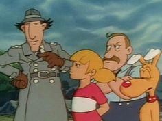 Classic TV Shows - 80's Cartoons - Classic Kids TV - Inspector Gadget.