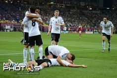 Euro 2012: Germany oust Denmark to top Group B