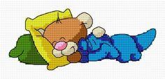 Sweet dreams (bear, dream, tale, goodnight, toy, teddy, for children)