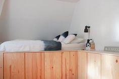 Schlafzimmer 2.0: Platz, Stauraum und ein unauffälliger IKEA-Hack