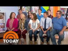 They've been together for some 18 and a half years—plus time in utero, of course. Now, for the first time, the Iowa septuplets born in November 1997 to Bobbi and Kenny McCaughey are getting r… Mccaughey Septuplets, Feel Good Stories, Interesting Stories, All Grown Up, Reality Tv Shows, Time Magazine, Baby Makes, Today Show, Pro Life