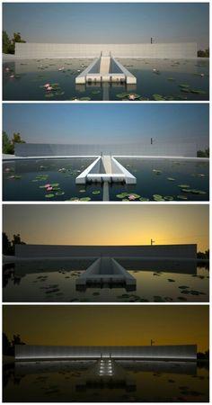 Water Temple   Tadao Ando