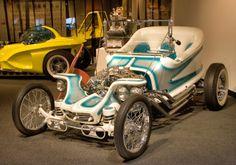 "Ed Roth Original Art | Ed ""Big Daddy"" Roth… The Original Rat Fink | Petersen Automotive ..."