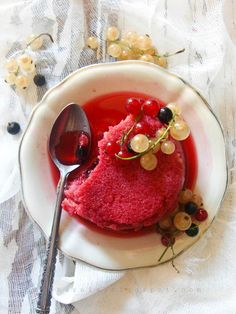 KUCHARNIA Perfect summer pudding by Nigel Slater