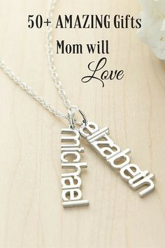 Looking for the PERFECT Mother's Day gift? Shop our collection of unique, personalized, from the heart gifts!  FREE SHIPPING!