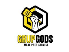 Grub Gods logo design by Start your own logo design contest and get amazing custom logos submitted by our logo designers from all over the world. Professional Logo Design, Logo Design Contest, Custom Logos, Logo Inspiration, Design Projects, Branding, God, Image, Dios