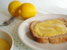 Sejam Bem-Vindos ao: Receita de Lemon Curd