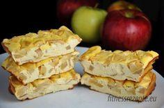 Köstliche, bissfeste Stangen, die an Cheesecake erinnern und reich an Proteinen, aber arm an Sacchariden sind.
