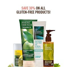 May is #CeliacAwarenessMonth. Shop our collection of 125+ products made for your GF lifestyle. #glutenfree #gf #glutenfreebeauty #glutenfreelife #celiac #crueltyfree
