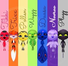 , , Miraculous: Tales Of Ladybug And Cat Noir Miraculous Kwami, Adrien Miraculous, Miraculous Ladybug Wallpaper, Miraculous Ladybug Fan Art, Meraculous Ladybug, Ladybug Comics, Mochila Do Pokemon, Lady Bug, Tikki Y Plagg