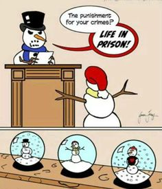 Funny snowman, snowman jokes, christmas humour ....For the best jokes and humor quotes visit www.bestfunnyjokes4u.com