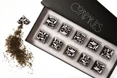 Smoked Salt Truffles #1 Best Seller! - Truffles - Compartes Chocolatier Gourmet Chocolate